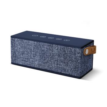 Blue Fabric Blueetooth Speaker